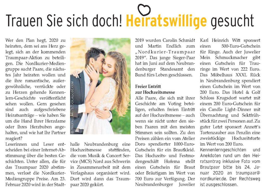NK_NeubrandenburgerZeitungStargard_12.12.2019 Seite 37
