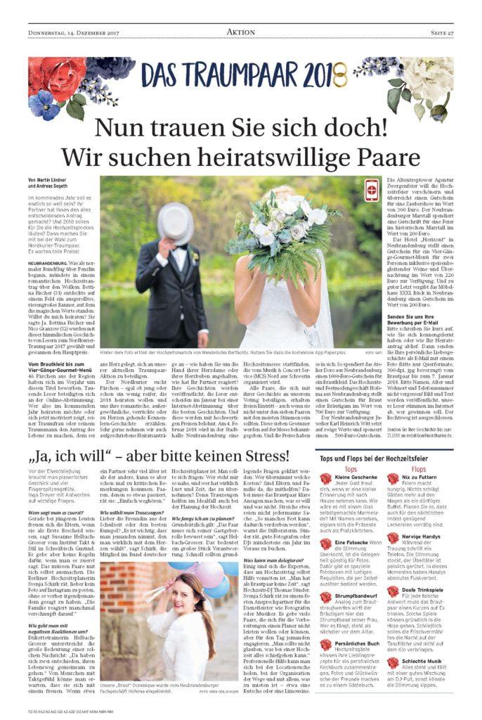 NK_NeubrandenburgerZeitungStargard_14.12.2017 Seite 27