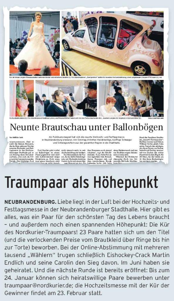 NK_NeubrandenburgerZeitungStargard_18.12.2019 Seite 19