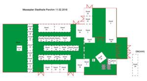 Plan Parchim - Stadthalle 81