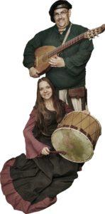 Thielius und seine Maid